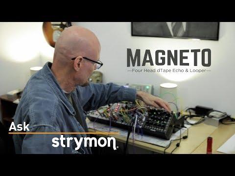 MAGNETO: il nuovo prodigio di Strymon!
