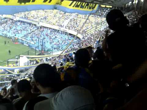 Video - LA 12 BOCA JUNIORS VS HURACAN - La 12 - Boca Juniors - Argentina