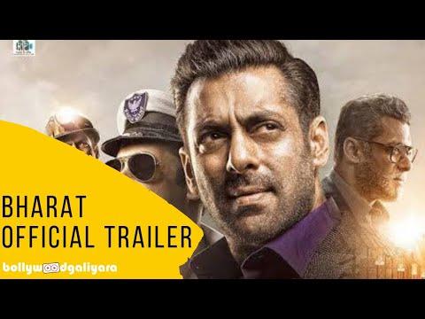BHARAT   Official Trailer Released   Salman Khan   Katrina Kaif   Movie Releasing On 5 June 2019