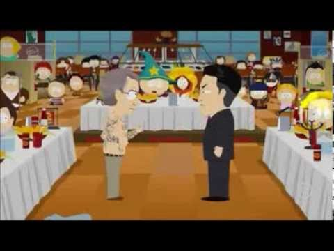 gates - Red Robin Wedding concludes with a battle between Bill Gates and Sony's CEO If you love South Park check out the free Nailed It Android App: https://play.goo...