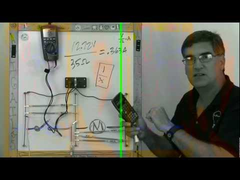 Teaching Ohm's Law To Techs - Part 3