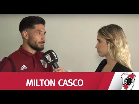 Milton Casco: