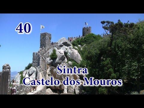 40 - Sintra: Castelo dos Mouros (видео)