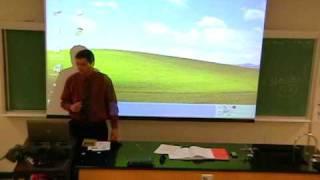 April Fools: Math Class Shadow