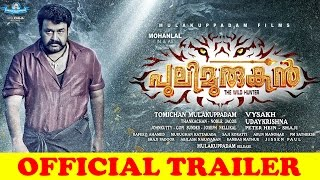 Nonton Pulimurugan Official Trailer   Mohanlal   Vysakh    Mulakuppadam Films Film Subtitle Indonesia Streaming Movie Download