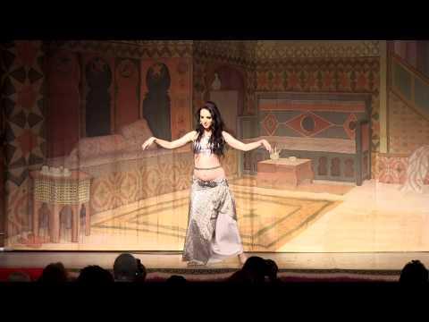 Yahna at Tribal Fest 14 (видео)