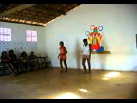Grupo de Dança Afro Terra Cardeal da Silva-Ba .3gp