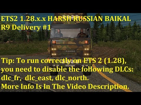 Harsh Russia Baikal R9 [1.28]