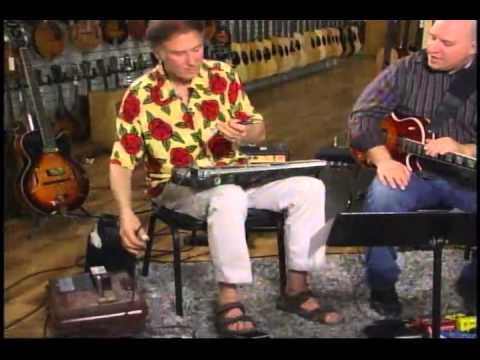 Country Rock Lap Steel Guitar Legend Al Perkins