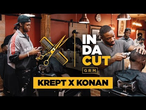 Krept vs Konan – In Da Cut [S1:E1] | GRM Daily