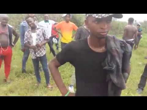 MAKING OF NOLLYWOOD MOVIE GOLD CASKET