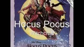 Hocus Pocus - Witchcraft RARE
