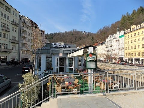 Komerční prostor v srdci lázeňské zóny města Karlovy Vary