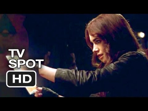 The Mortal Instruments: City of Bones TV SPOT - Institute (2013) - Lily Collins Movie HD