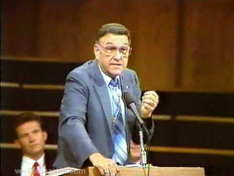 Dr. Walter Martin – Part 2 of 2 – Jehovah of the Watchtower 1987