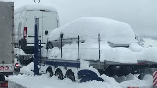 Video Winter Storm Disaster on A22 Higway - Brenner - Feb 1, 2019 MP3, 3GP, MP4, WEBM, AVI, FLV Juni 2019