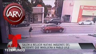 Revelan nuevo video del golpe de Pablo Lyle a un hombre | Al Rojo Vivo