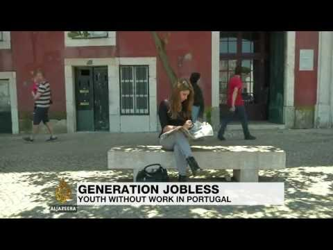 Fears for Portugal's 'lost' generation