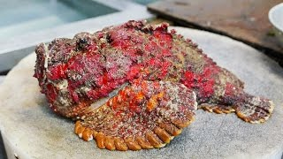 Video STONEFISH - Most Poisonous Fish In The World Cooked 2 Ways! MP3, 3GP, MP4, WEBM, AVI, FLV September 2019