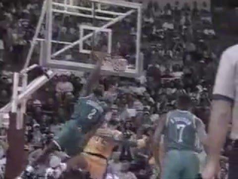 NBA Mix Larry Johnson (видео)