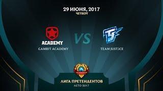 GMB vs TJ - Неделя 2 День 1 Игра 3 / LCL