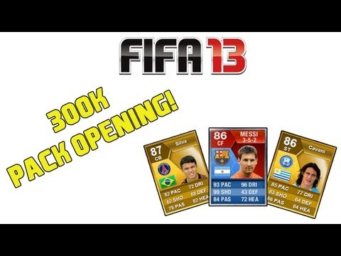 300k - Can we reach 500 Likes? XD Who is the best player you have got? Subscribe for FIFA 13 trading videos, BRONZE BEASTS, SILVER STARS, Squad Builders and tips/tr...