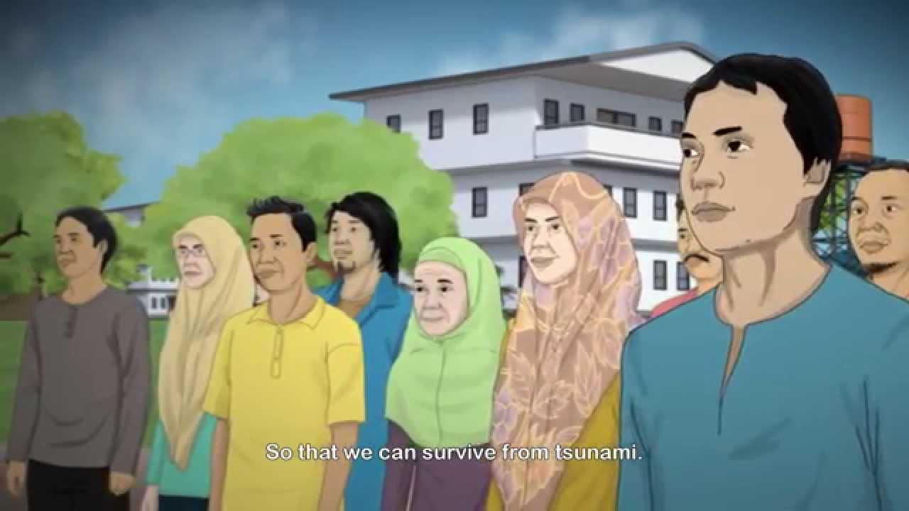 #1 Tsunami Preparedness
