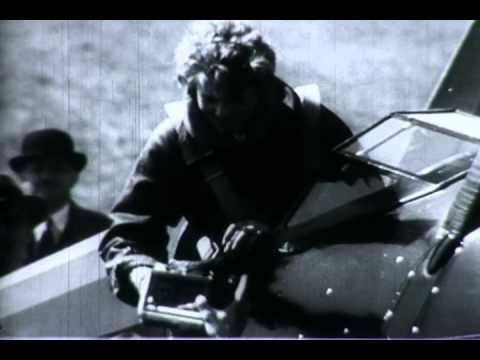 F-0286 1930s Aviation News Reel Footage