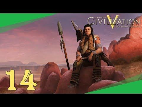 Civilization 5 ➤ #14 ➤ Zlatý Věk [CZ LP]