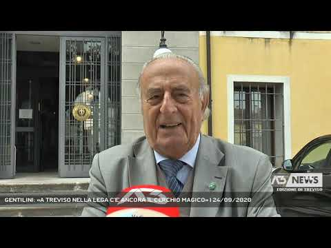 GENTILINI: «A TREVISO NELLA LEGA C'E' ANCORA IL CERCHIO MAGICO» | 24/09/2020