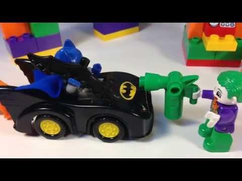 LEGO - 10544 - DUPLO - THE JOKER CHALLENGE