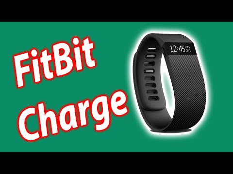 FitBit Charge Unboxing – Wearable Tech For Health & Fitness
