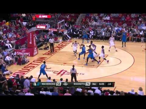 NBA Highlights: Mavericks @ Rockets 10/7/2015