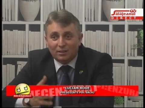 Interviu cu Lucian Bode, Salajeanul TV, emisiunea