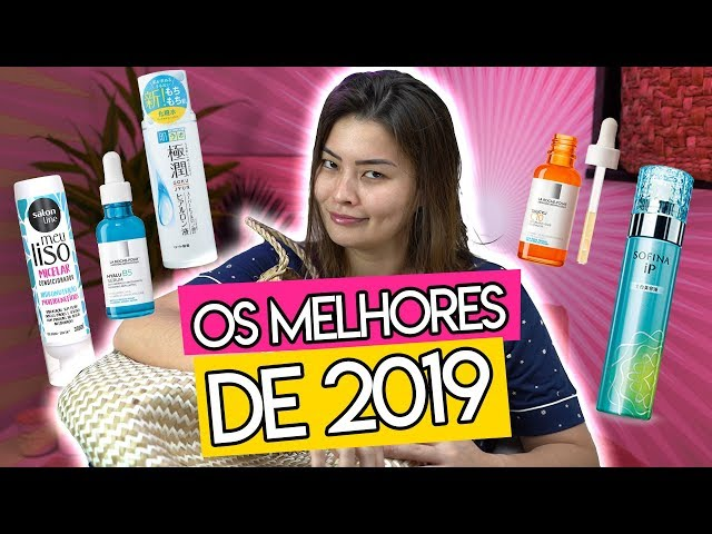 FAVORITOS DO ANO  2019  - Joyce Kitamura