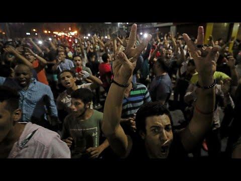 Αίγυπτος: Διαδηλώσεις κατά του Αλ Σίσι