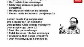 Syi'ir Tanpo Waton [with Indonesia Subtitles] Video