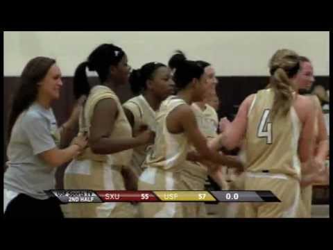 USF (IL) Women's Basketball vs. St. Xavier University — 2/6/13