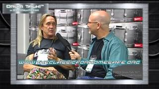 This promo is an excerpt from Nicko McBrain's interview with Dan Shinder on Drum Talk TV. Nicko Announces he is hosting a ...