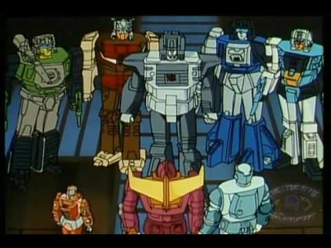 Transformers Headmasters Episode 2