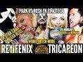 The Multichampion Fenix Brie Botch La Park Vs Pco Alexa Bliss Face