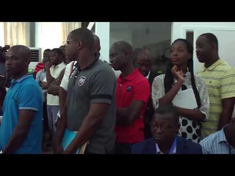 COTE D'IVOIRE : L' ELECTION DU PRESIDENT EDIMA EMMANUEL