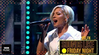 Video Halsey - Alone (on Sounds Like Friday Night) download in MP3, 3GP, MP4, WEBM, AVI, FLV January 2017