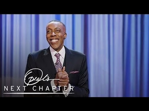 """Michael Jackson on Arsenio Hall's Talk Show: """"You Should Have Never Left"""" – Next Chapter – OWN"""