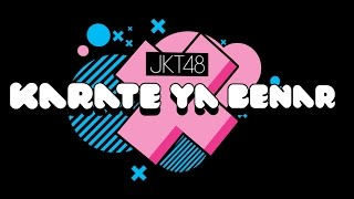 Video JKT48 Versus Episode 1 (3/4) MP3, 3GP, MP4, WEBM, AVI, FLV Desember 2018