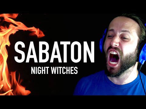"""Sabaton  """"Night Witches"""" Cover"""