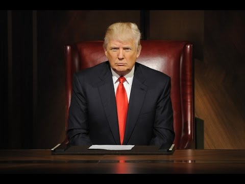 Trump Will Stay An Executive Producer On 'The Apprentice' As President (видео)