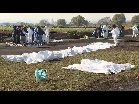 Μεξικό: Ανεβαίνει ο αριθός των νεκρών