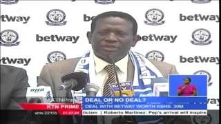 Rivalry Between Sportpesa And Betway Causing Anxiety Over Gor And AFC Sponsorship Deals