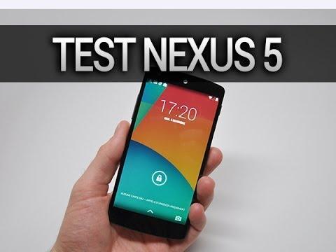 comment ouvrir nexus 5